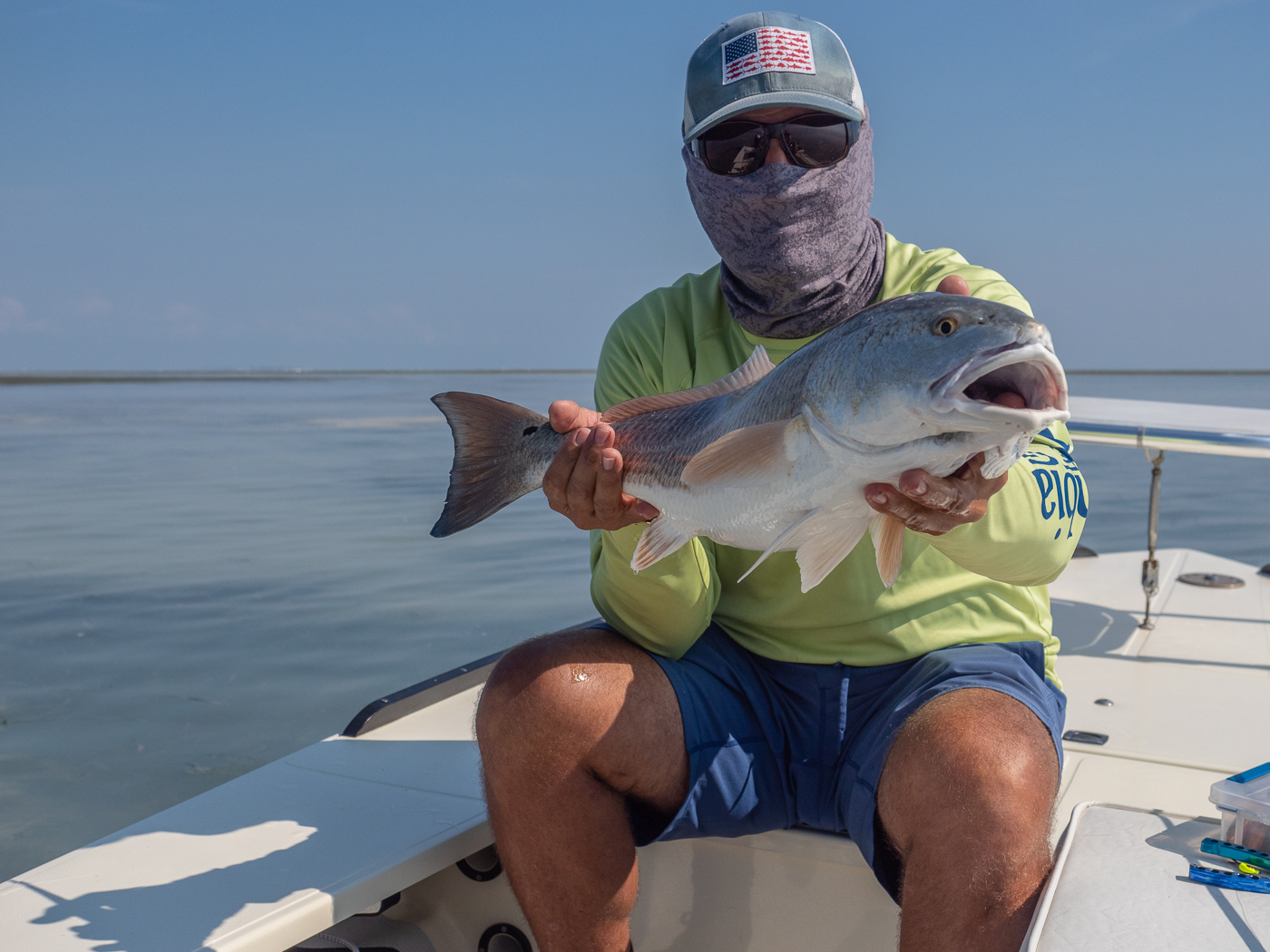 471d6e097f4 Fishing for Redfish in the Everglades National Park and Florida Keys.